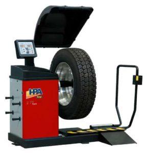 B75 wheel balancing machine