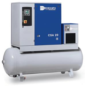 CSA20 industrial air compressor
