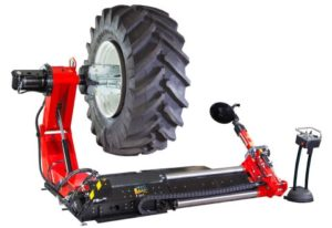 F565 tyre changer
