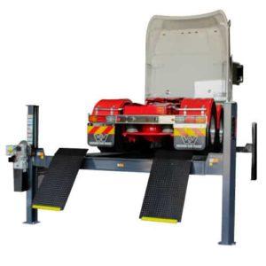 Jager JFL-13 4 post truck hoist