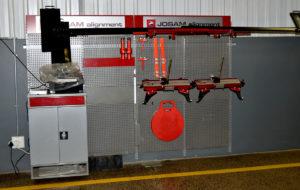 Straightening Equipment Storage