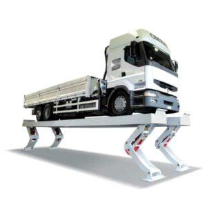 OMER KAR350 truck knuckle lift