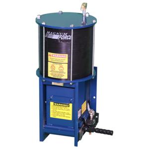 MC100 Oil filter crusher